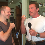 Listen now. That's an order. RT @iTunesPodcasts: .@tferriss and @Schwarzenegger, nuff said. http://t.co/wXYKY6xHE0 http://t.co/2IkZ3bRpgB