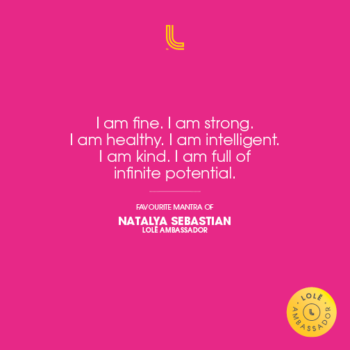 Mantra of the day with @tujawellness 30-Day #Meditation challenge. #tujameditationlove #lolewomen #Day8 http://t.co/2Xa9dp3sTL