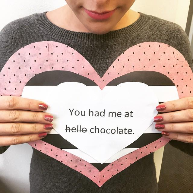 Enter to win chocolates & lacquer! Follow us & @FransChocolates, retweet the photo & include #WithLove to enter! http://t.co/Wd8evcQKWD