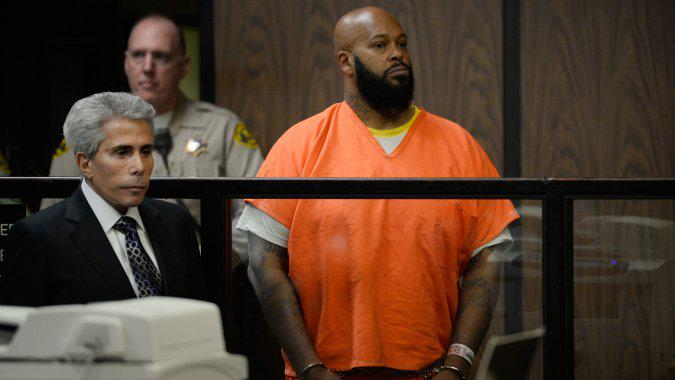 Suge Knight Reportedly Rushed to Hospital After Court Appearance