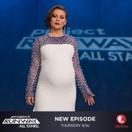 All new #PRAllStars on Thursday! Almost to the finale! You don't want to miss this baby belly! ;) http://t.co/cDUUPgZ97f