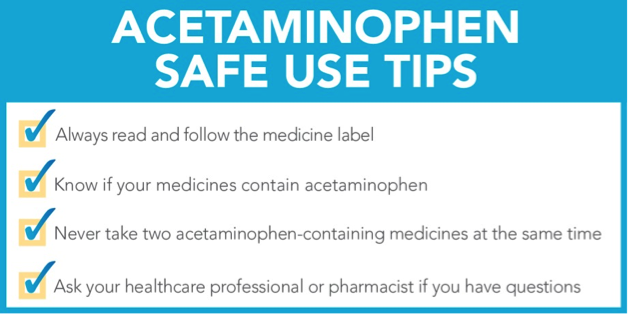 Treating a cold or the flu? http://t.co/Lq8sNFNvIG Don't double up on meds with #acetaminophen. @KnowYourDose http://t.co/vxEKGl0hsQ