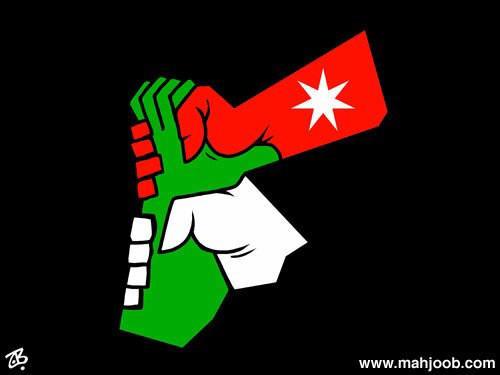 حمى الله الاردن الغالي United we stand against terrorism. #2475_شهيدا #كلنا_معاذ #كلنا_الأردن http://t.co/gI6NOxdJ6n
