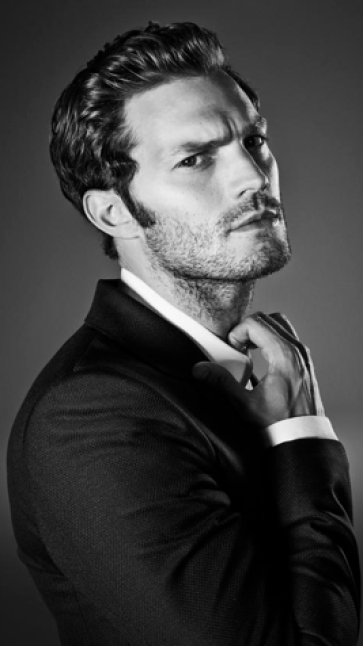 Here's a treat for the eyes: Jamie Dornan's life in pictures: