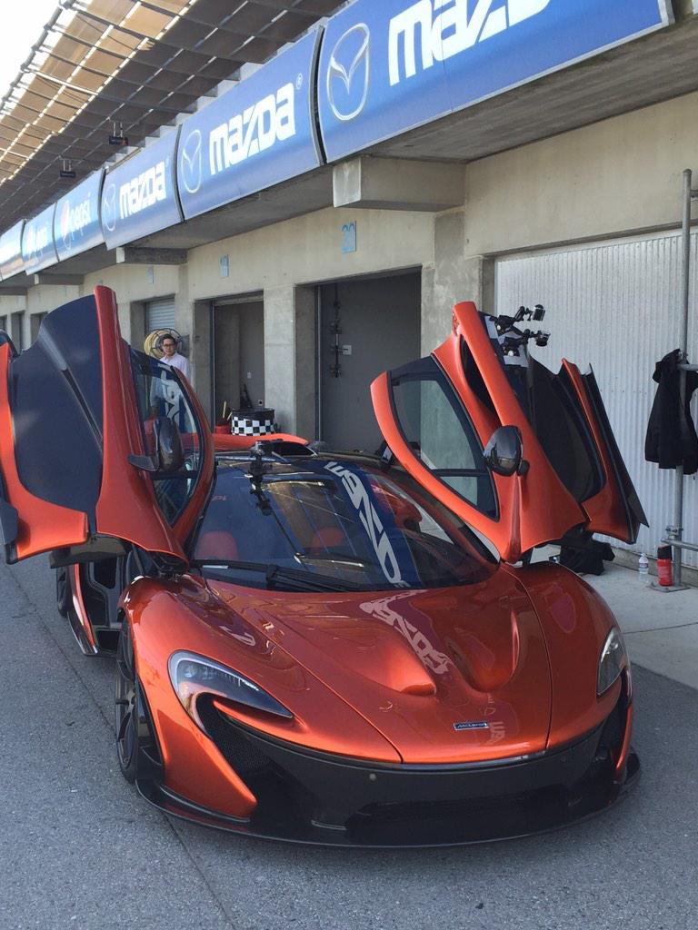 @MotorTrend @McLarenAuto #atthetrack today @MazdaRaceway http://t.co/PgMQP4lZn3