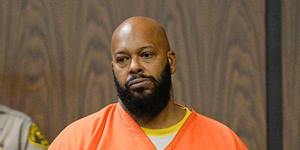 Suge Knight was rushed to the hospital moments after appearing in court today