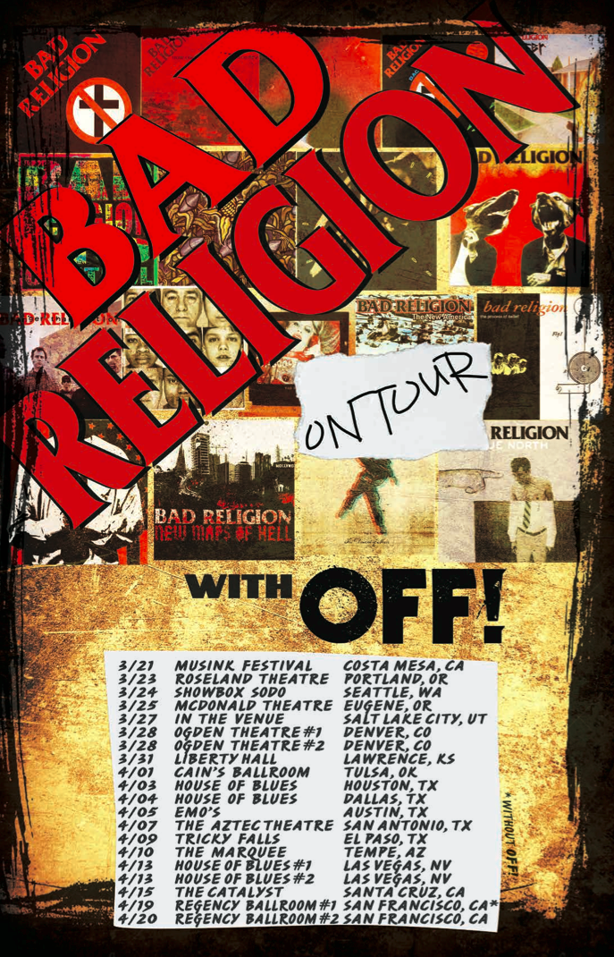 we're going on tour with our friends OFF! http://t.co/0wuxsXkhfE