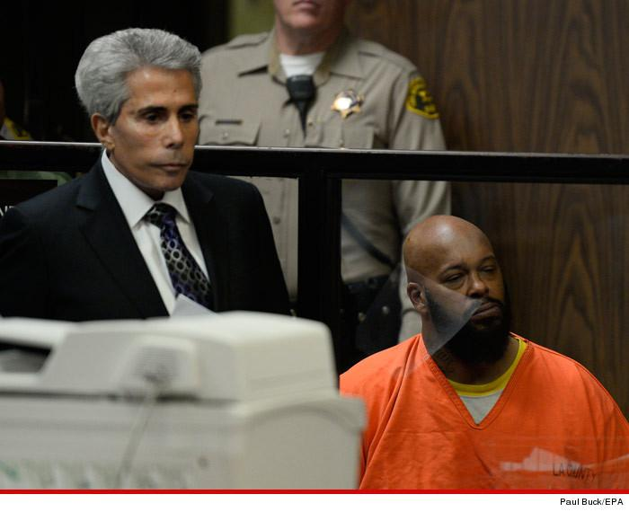Suge Knight was RUSHED to the hospital for a panic attack after pleading not guilty
