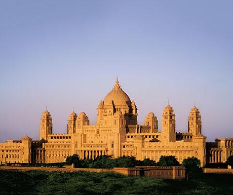 Luxury in the land of Maharajas: India's top palace hotels