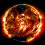 This is NASA's 100,000,000th photo of the Sun: http://t.co/QxCjBJvC0L