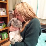 There is no truer love in this world than the unconditional love a 15 year old girl has for a big-ass bunny... http://t.co/5tU6mkJ39E
