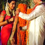 #Trisha and #VarunManian Engagement Photos