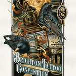 RT to WIN: Pair of SUNDAY tickets to #Brighton Tattoo Convention on 20-22 Feb #competition #tattoo @BrightonTatConv http://t.co/uiJpy77KGf