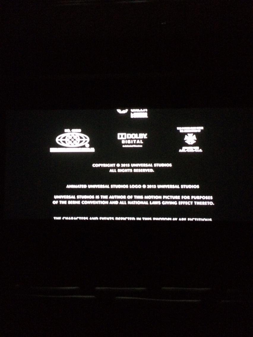 Just watched the final film. Congratulations #DakotaJohnson @JamieDornan1 #SamTaylorJohnson http://t.co/wPbNNEAJhs