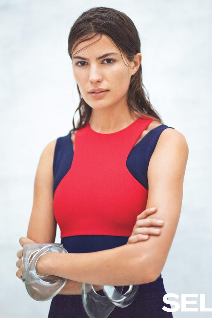 cameroncrussell speaks about her body image and winning the ...