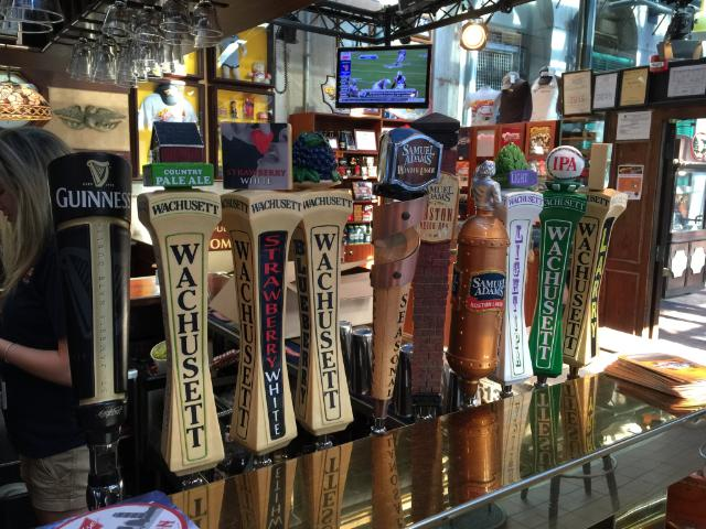 This is happening NOW!  @cheersboston Cheers Faneuil Hall is having a Wachusett TAP TAKEOVER.  11am - Close. http://t.co/3Ec5rYK09h