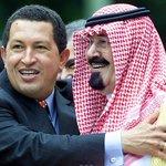 Nuestro Cmdte. Eterno estrechó lazos de amistad y solidaridad con el pueblo árabe y fortaleció la unión de la OPEP. http://t.co/S34wTeIkN0