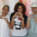 RT @DLUNA123: #FlashbackFriday with @JordinSparks doing our SOS!