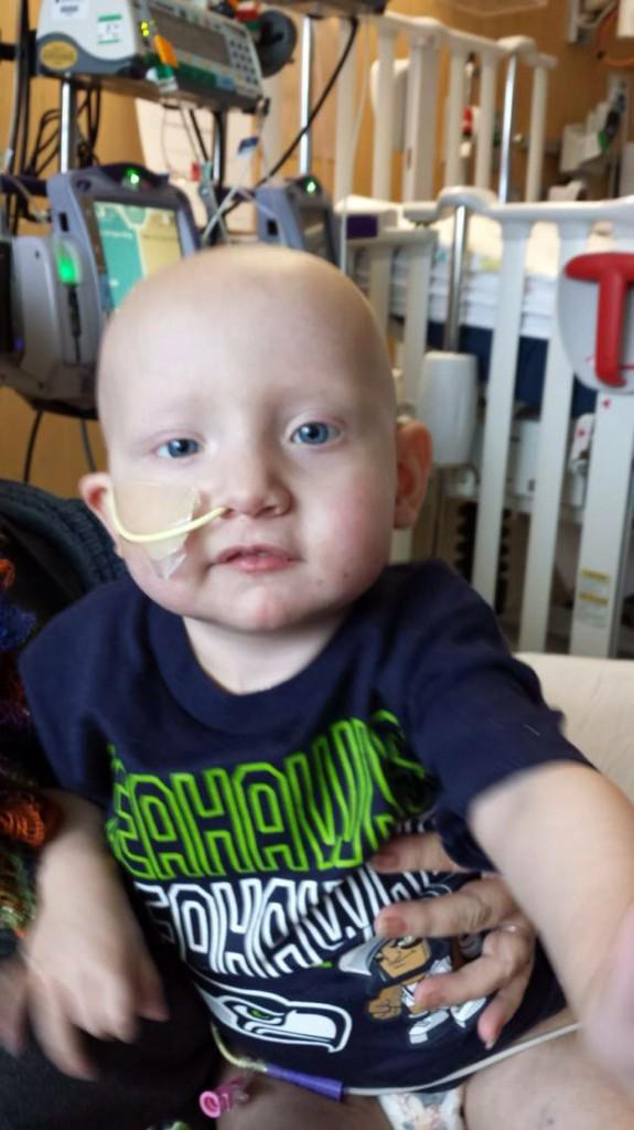 #PrayerRequest for Erik. This dear little one fighting #ChildhoodCancer is battling to live. @theNCI Kids need you!! http://t.co/CLJhEFk8LU