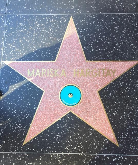 #FBF to when @LindaDToo & I went to LA to @Mariska 's WOF STAR #nomore #happybirthdayMariska ⭐️⭐️⭐️ http://t.co/yzFCky7OMq