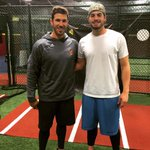 RT @PatrickPalmeiro: Nice to meet and hit with @jparencibia9 this week. Dudes one of the coolest and nicest guys I've met in baseball #305 …