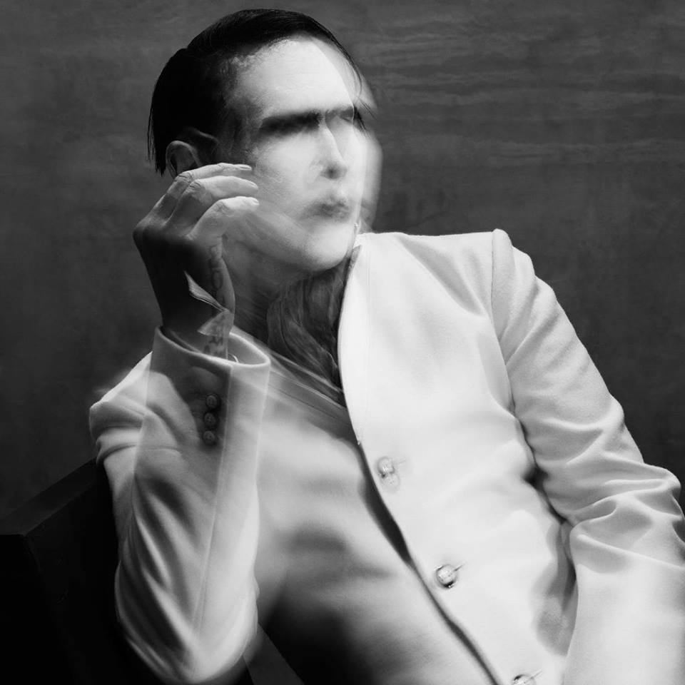Marilyn Manson - The Pale Emperor (Deluxe Version) (2015) Flac/MP3