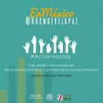 Con unidad y ánimo renovado, demostremos la fortaleza y grandeza de los mexicanos: @EPN #Acciones2015 http://t.co/py38gTmz8p