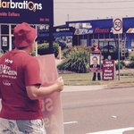 Labor campaigners out everywhere in North Ipswich supporting @JimMaddenALP today#qldvotes http://t.co/AoxOArFJRp