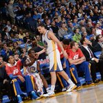 KLAY CANT MISS! Thompson just made NBA history at Oracle Arena. Most points in a quarter by any player...EVER. http://t.co/o7uSQPkmW8