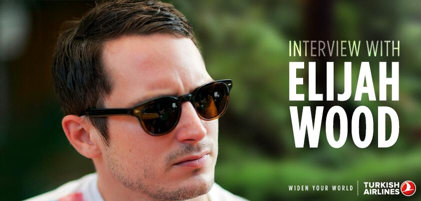 Elijah Wood fans we've got great news! Check out our chat with the actor about