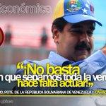 Pdte. Maduro solicitó a la AN abrir investigación sobre el golpe económico http://t.co/VmNZh9XTWq http://t.co/71yWyBzmQL