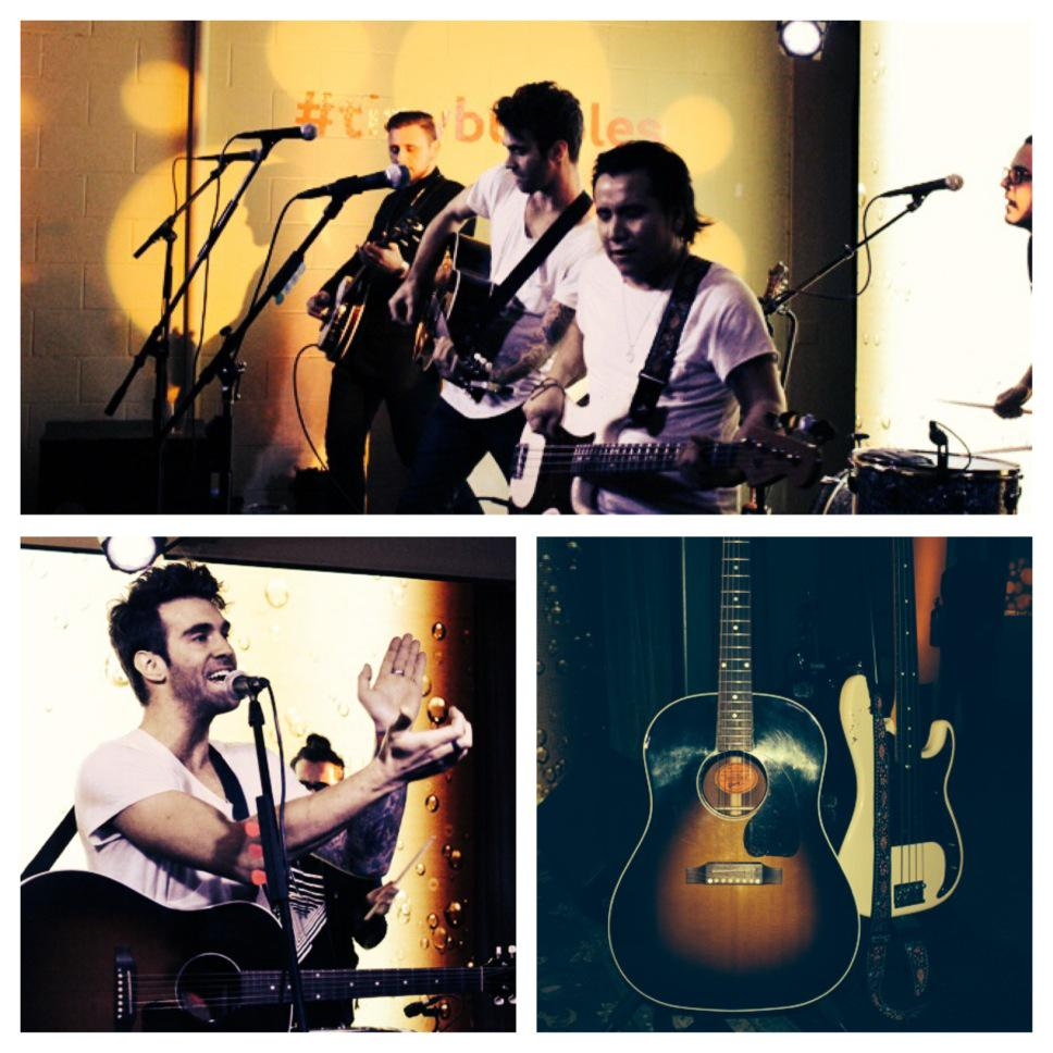 A Sparkling performance by @aauthorsmusic at the Lipton Lounge in Park City. #tinybubbles http://t.co/68gjadKqR2