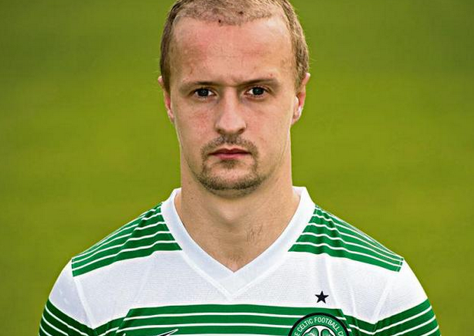 Celtic Ace Leigh Griffiths Charged Over Claims He Sang A