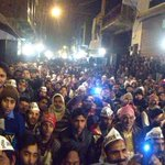 All eyes on AAP ... Mustafabad residents.. http://t.co/hcsSYowE0T