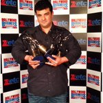 RT @utvfilms: We will now need a separate shelf for these lovely trophies! Thank you ETC Bollywood Business Awards!