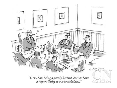 A misguided responsibility to shareholders! via @CNCollection #corpgov http://t.co/FQ7UVrrcnz
