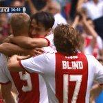 [VIDEO] Ajax al jaren succesvol tegen Feyenoord. #ajafey http://t.co/Ms5ox1QgGH