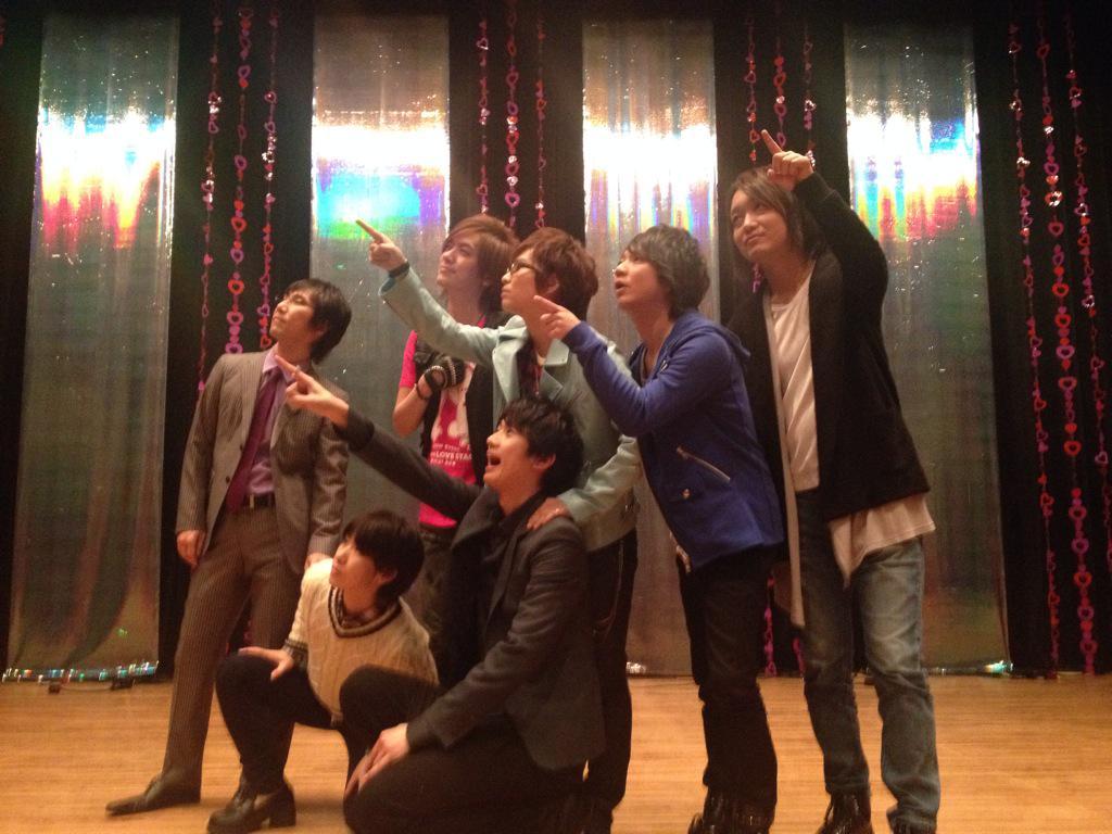 本日プレミアムイベントにお越しいただいた皆様!一緒に盛り上がっていただいて本当にありがとうございました!DAIGOさんも