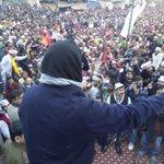 AAP jansabha with @ArvindKejriwal at Ambedkarnagar. AAP is recieving huge support here. #DelhiWantsDebate http://t.co/0Yn2wUeJVr