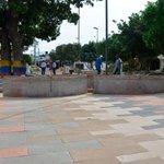 Alcaldia de @SantaMartaDTCH le cambia la cara a la Ciudadela y avanza en la construcción de parques para los samarios http://t.co/ZtgPEGeA5m