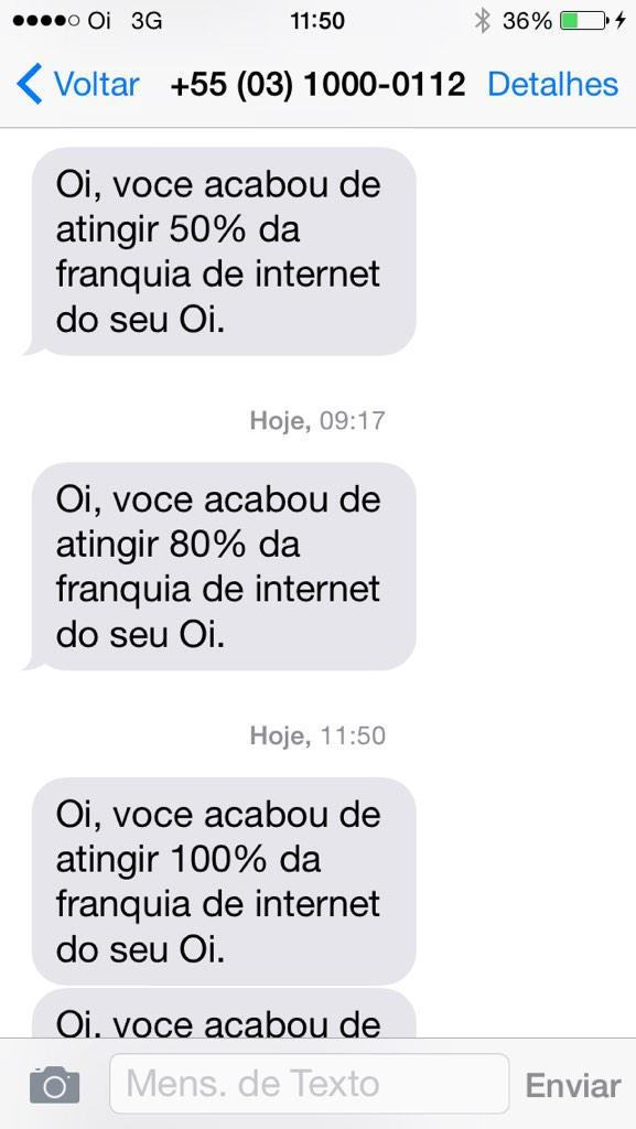 É isso mesmo @digaoi no meu contrato diz internet ilimitada ! http://t.co/NoI1rJJ0Kn