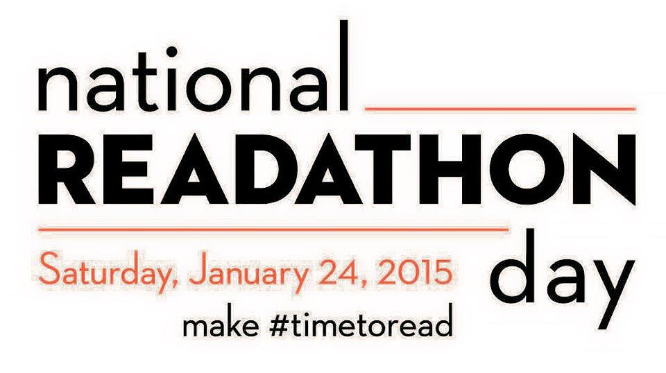 Today is National Readathon Day. Make #timetoread! http://t.co/mgeep9mPhl
