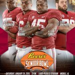 Today! If your unable to attend watch the @seniorbowl on the NFL Network. Kick off is at 3pm CT. #BuiltByBama http://t.co/zkcHT6Eatw
