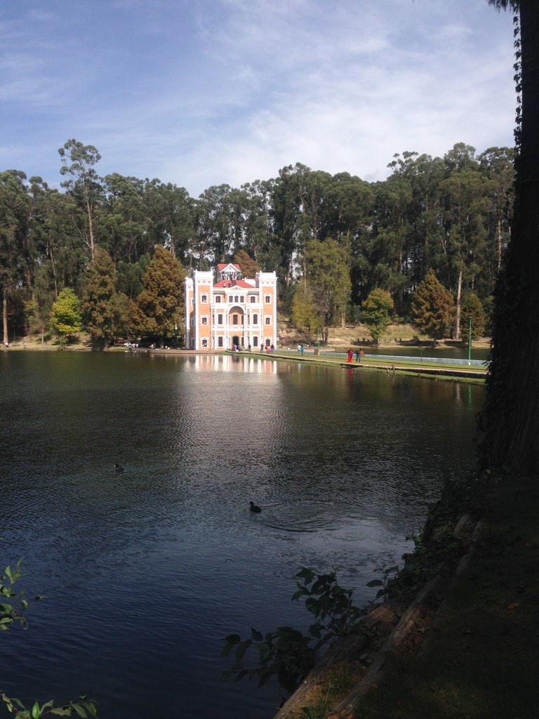 ¡Así amanece hoy en la Ex Hacienda de Chautla, Puebla! ¿Qué les parece? @VisitaPuebla http://t.co/oQCao1yLTw