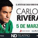 5MARZO| @_CarlosRivera llega con #ElHubieraNoExisteTour x primera vez a #BuenosAires @NdTeatro http://t.co/dCUIFcVyFb http://t.co/zyAbneO86h