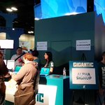 Had fun playing @GoGigantic? Dont forget to sign up for their closed alpha #PAXSouth http://t.co/uK5PEwpHHk