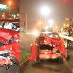 Alcohol y exceso de velocidad provocan accidente en Periférico de Vhsa http://t.co/Id4TGJ466M http://t.co/GVEWfUXPK8