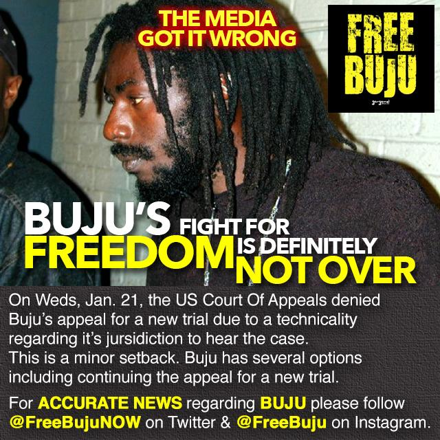 Once again the MEDIA reports the wrong FACTS the BUJU BANTON case. smh. Please RT this. #JustTheFacts @FreeBujuNow . http://t.co/pcs2t0vd1x