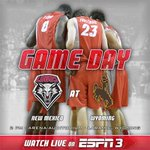 Mens hoops is taking on Wyoming in a 2pm showdown of 2 of the conferences top 3 teams. Watch on ESPN3. #GoLobos http://t.co/KBmdziJHqE