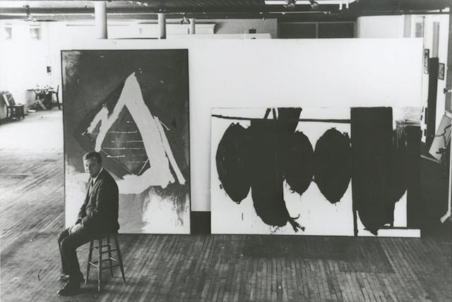 Robert Motherwell, born 100 years ago today: http://t.co/RLC7dwtX3x